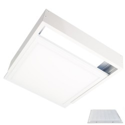 White 60x60x65 Panel Surface Kit