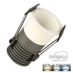 Downlight  LED 5W - Bridgelux Chip  -  40° - UGR11
