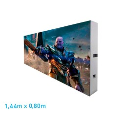LED screen commercial display  Modular Pixel 5  RGB Full Color - 1 Module