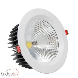 Downlight LED Embutido  Bridgelux   60W 100º