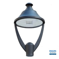 LED Straßenleuchte 40W VALLEY Philips Lumileds SMD 3030 165Lm/W