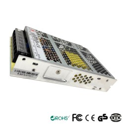 Power supply GXTRONIC 24V 150W 2.5 A - Aluminium IP20