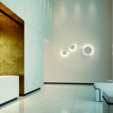 5W LED Indoor Wall LED Light ECLIPSE White