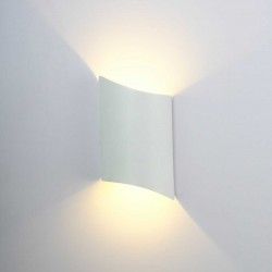 LED Wall Light GOTHENBURG GRAY E27 Outdoor IP44