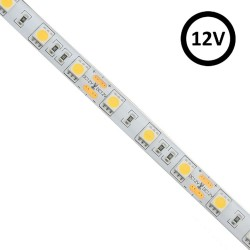 Tira LED Flexible Interior 12V 14.4W*5m