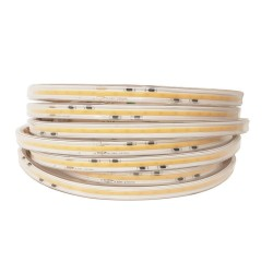Coil 25m. Dimmable LED strip 220V AC - 120LED/m -SMD2835 - IP65 - Cut 100cm