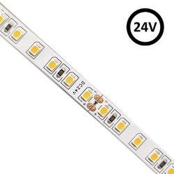 Flexibla LED-remsor Interiör 18W * 5m 2835 24V