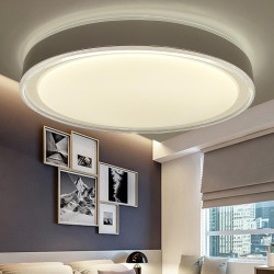 36W LED Ceiling Light TAMPERE - Dimmable - CCT + Remote Control