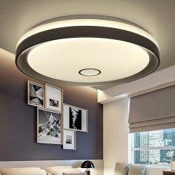 36W LED Ceiling Light ESPOO - Dimmable - CCT + Remote Control