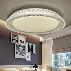 36W LED Ceiling Light TURKU - Dimmable - CCT + Remote Control