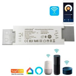 Driver SMART WIFI DIMMABLE til LED-armaturer op til 40W - 1050mA