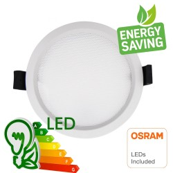 LED-alasvalo 15W - OSRAM CHIP DURIS E 2835 - CCT - UGR17