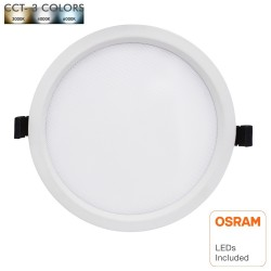 LED Downlight 30W - OSRAM CHIP DURIS E 2835 - CCT - UGR17