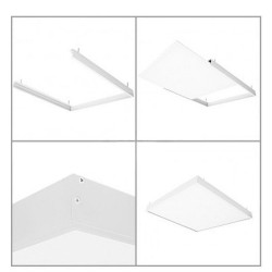 Panel surface kit 60x60 - Height 68mm