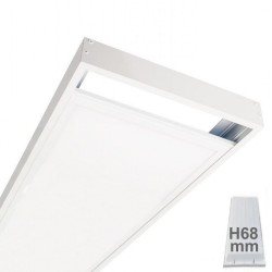 Panel surface kit 120x30 - Height 68mm