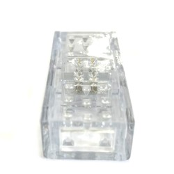 Connector connector for LED strip 220v with silicone