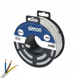 Electric Cable - 3 Lines - H07V-K - 3X1,5mm