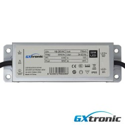 Driver for LED luminaire 50W 700mA  - IP65