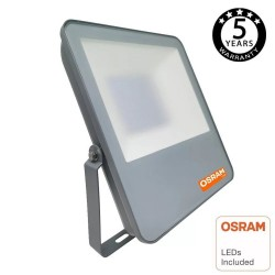 Foco Projector Exterior LED 100W EVOLUTION IP65 Osram Chip 140Lm/W