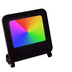 Projecteur LED 30W - SMART Wifi RGB+CCT - Dimmable