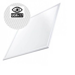 Painel LED 62x62 44W Driver Certa Philips UGR17 - CCT