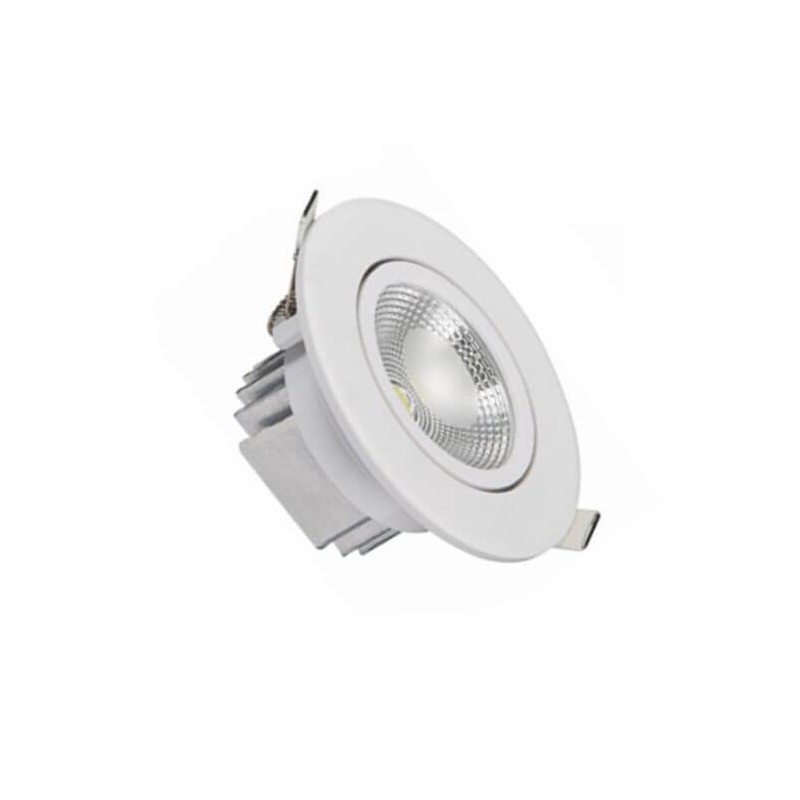 Empotrable LED 6W 90º