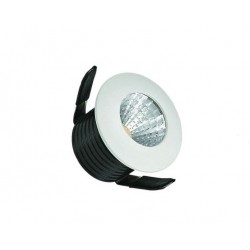 Vertiefte LED 3W 30 °