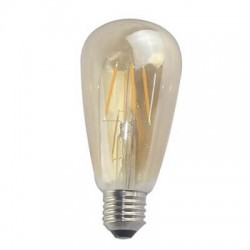 LED Bulbs Filament 4W 360º E27 Vintage