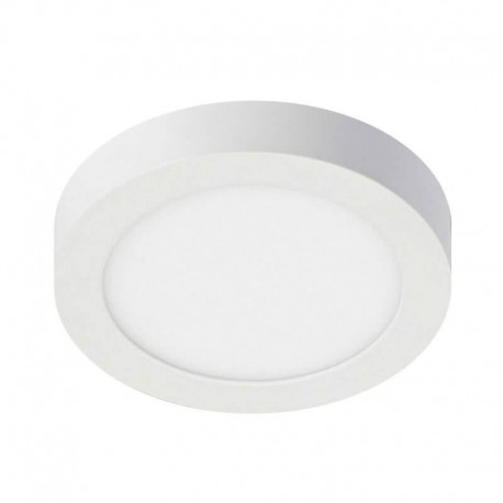 Plafón LED superficie circular 20W 120º-Interior
