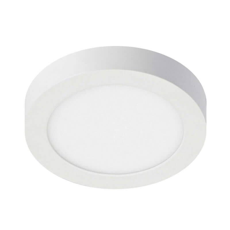 LED ceiling light with circular surface 20W 120º - Indoor