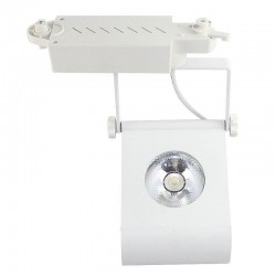 LED Tracklight 30W  LUNA 60º