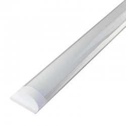 Réglette plate  LED - 40W - IP20 - 120°