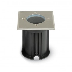 Housing recessed LED floor lights  GU10  IP65