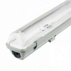 Bloc tubes LED simple - IP65 - 60cm