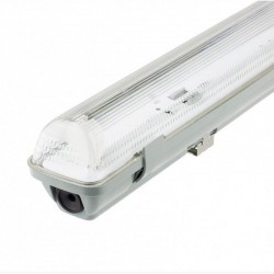 Waterproof screen for an LED tube  120cm IP65