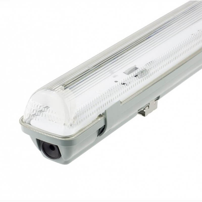 Plafoniera Stagna per tubo LED IP65 - 150 cm