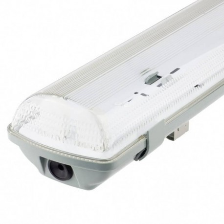 Armadura Estanque Duplo Tubo LED IP65 120 cm