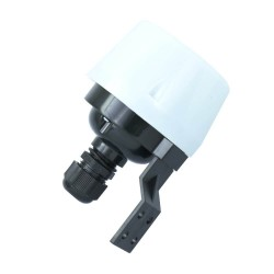 Twilight sensor for outdoor IP66 adjustable