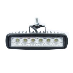 LED Outdoor Floodlight  18W Rectangular 12 / 24V for VEHICLES