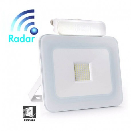 Foco Proyector 30W LED Luxury RADAR