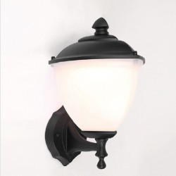 Lantern wall  light by LED  E27 Outdoor