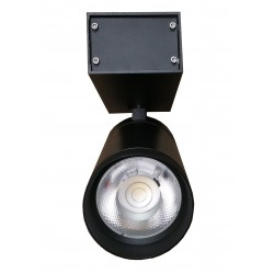 LED Tracklight 30W LEIA Black 24º