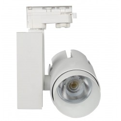 3-PHASE LED Tracklight Rail 35W  LARA White