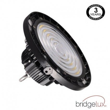 Campana industrial LED UFO 150W Chip Brigdelux 3030