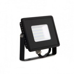 LED Outdoor Floodlight Black 10W IP65  Elegance