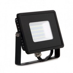 LED Outdoor Floodlight Black 20W IP65  Elegance