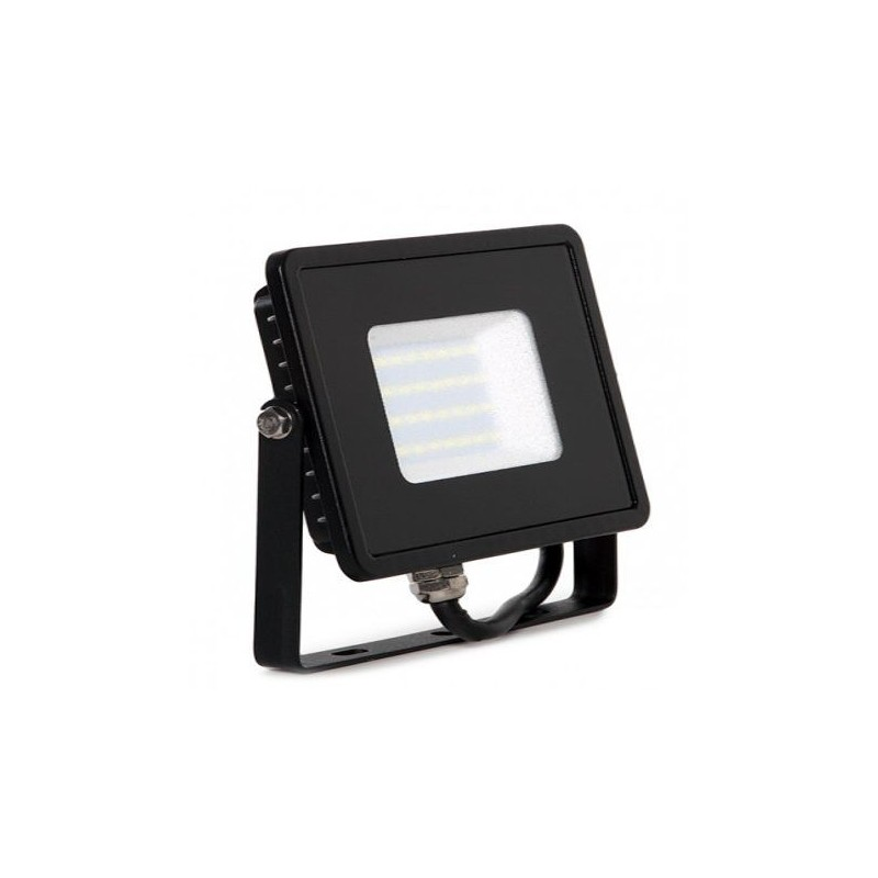 LED Outdoor Floodlight Elegance Black 30W IP65