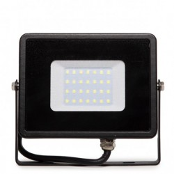 LED Outdoor Floodlight Elegance Black 10W IP65