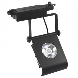 LED Tracklight 30W  LUNA Black 60º