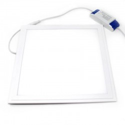 Panel LED 30x30 cm 18W 120º Frame White